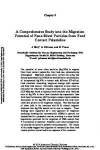 A Comprehensive Study into the Migration ... - ACS Publications