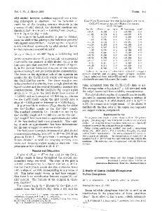 A Study of Boron Halide-Phosphorus Halide Complexes