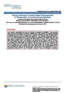 Doping of Monolayer Transition Metal Dichalcogenides via