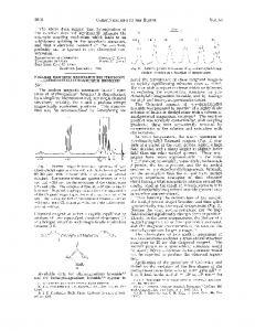 Nuclear Magnetic Resonance Spectroscopy. γ,γ