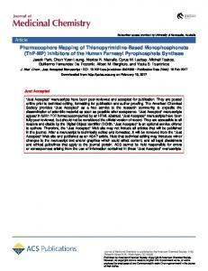 Pharmacophore Mapping of Thienopyrimidine-Based