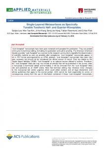 Single-Layered Metasurfaces as Spectrally Tunable Terahertz Half