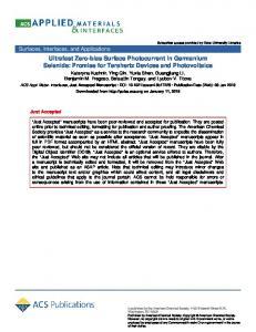Ultrafast Zero-bias Surface Photocurrent in Germanium Selenide